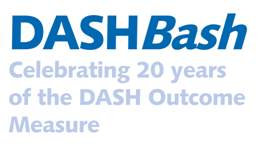 DASH Bash: Celebrating 20 years of the DASH Outcome Measure